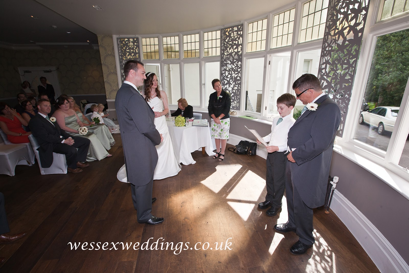 Kelvin ho wedding