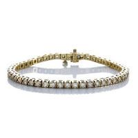 Prong Tennis Bracelet
