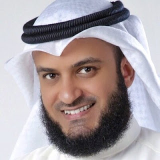 Sheikh Mishary Bin Rashid Alafasy (الشيخ مشاري بن راشد العفاسي) face image profile photo