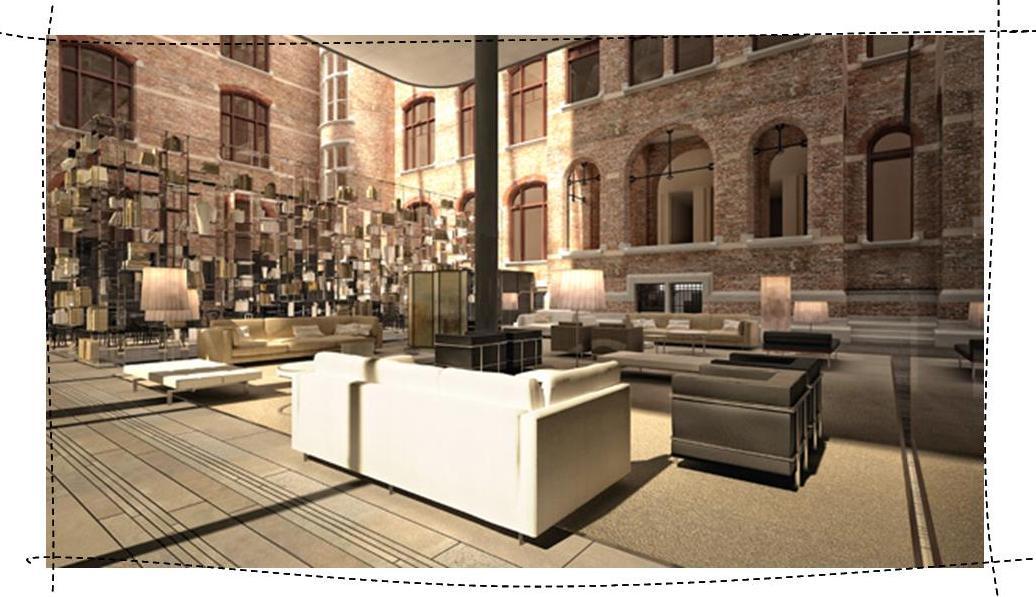 Bailly interieuradvies amsterdam krijgt nieuw designhotel for Interieuradvies amsterdam