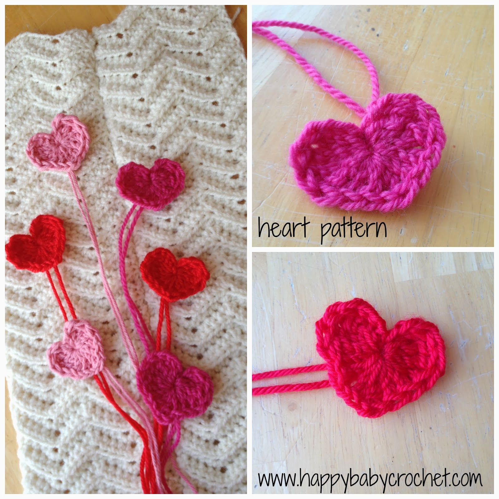 Happy Baby Crochet: Patterns and Tutorials