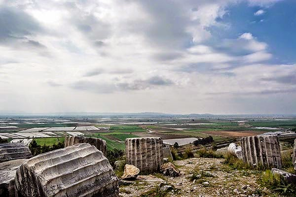 Priene's Hidden Harbour