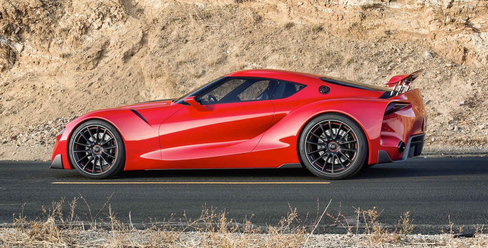 Toyota Supra, BMW Z4 Sports Cars To Share Platform
