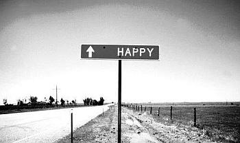 szczęście, życie, droga