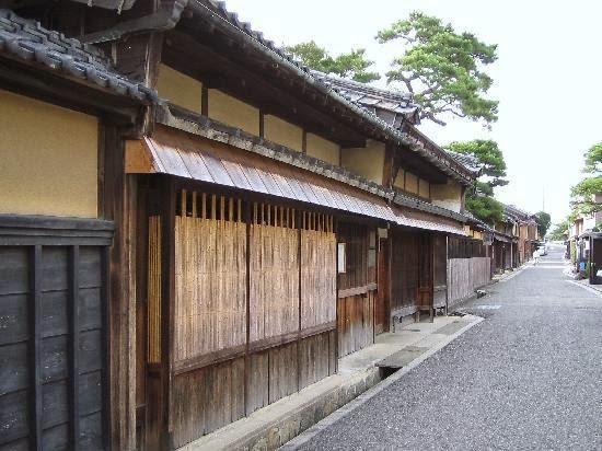 Matsusaka Back Street