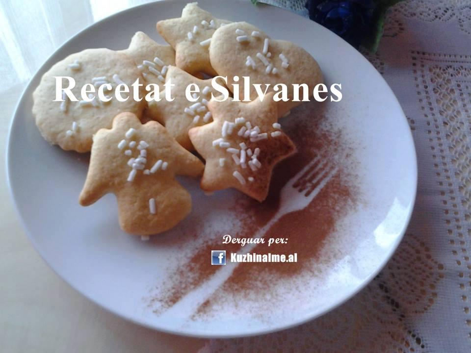 Biskota me kanelle (Receta nga Silvana Belishaku)
