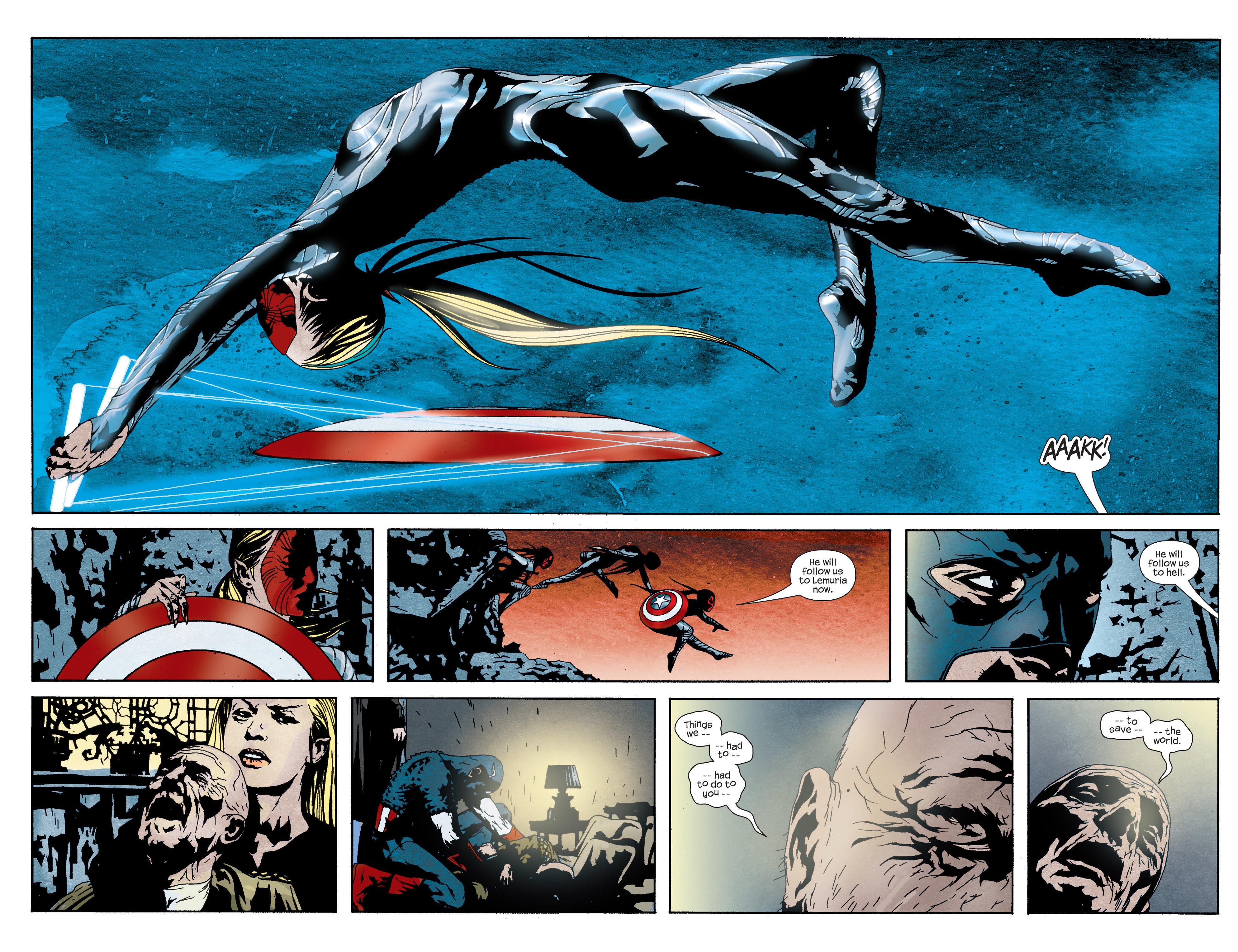 Captain America (2002) Issue #14 #15 - English 20