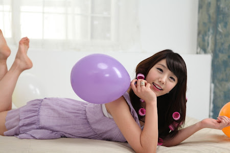 Kim Ha Eum, Purple Cutie 11