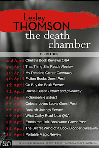 Blog Tour: The Death Chamber