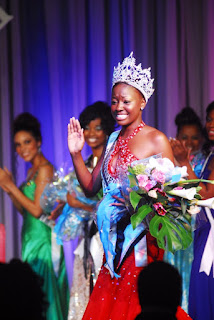 Miss Bermuda 2011 Jana Lynn Outerbridge