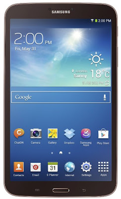 Samsung SM-T3100GNYXAR Galaxy Tab 3 (8-Inch, Gold-Brown) Review & Specs