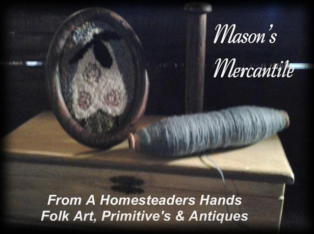 ~ Mason's Mercantile ~