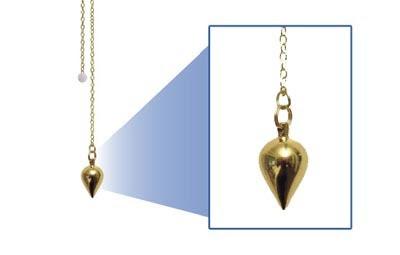 pendolo per radiestesia