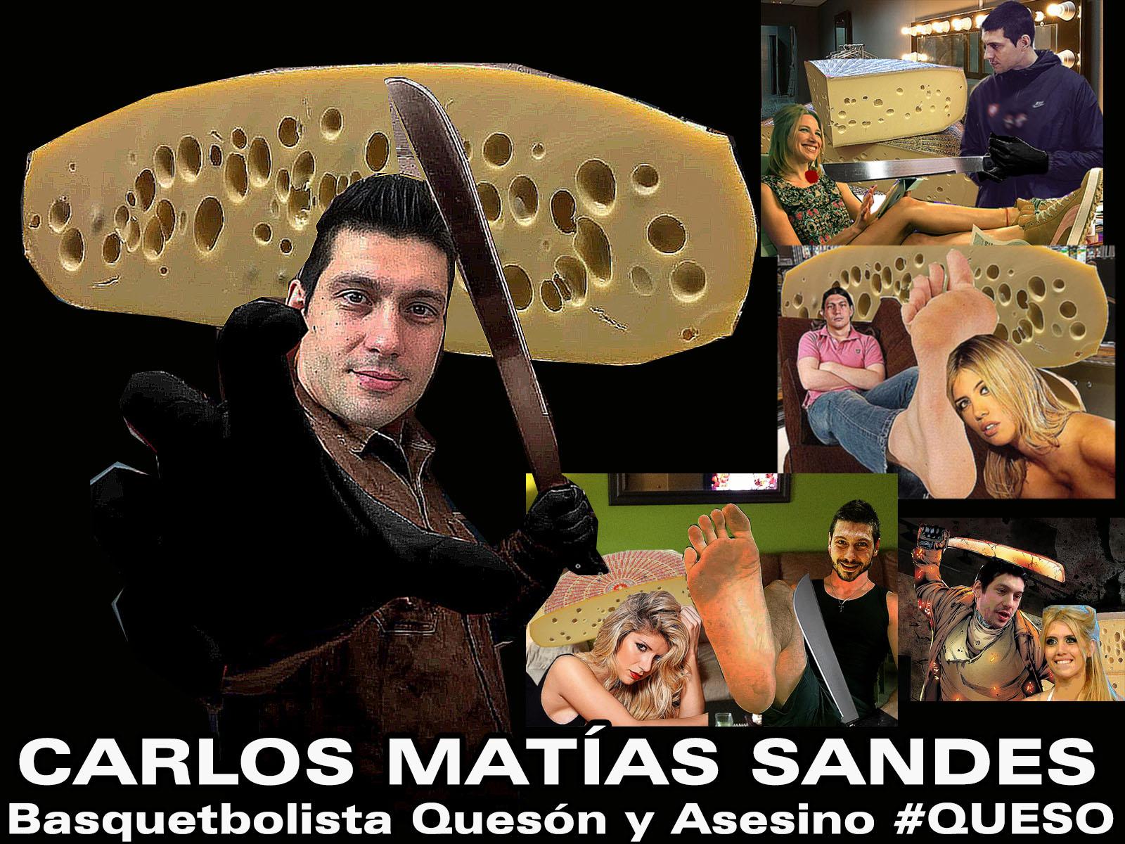 la saga de CARLOS MATÍAS SANDES