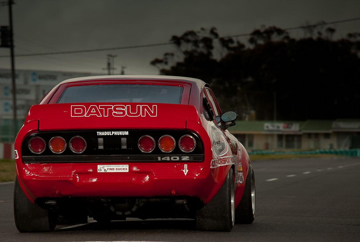 Datsun 140Z, ciekawe sportowe samochody, unikalne auta, JDM