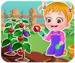 Game bé tập làm vườn,
