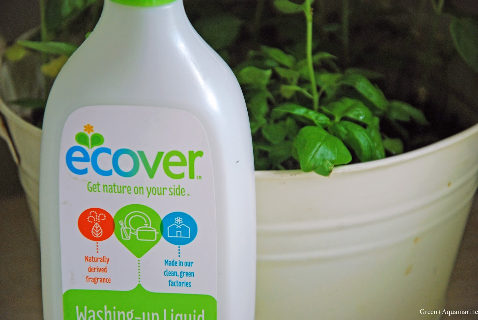 Ecover, eco-friendly, plant based, natural