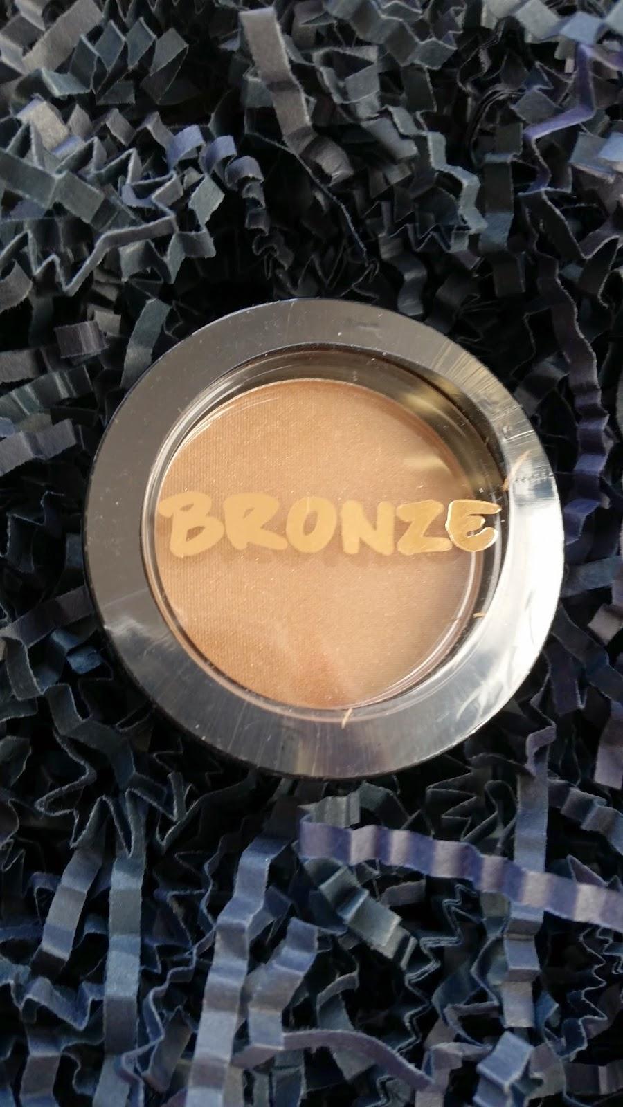 Model Bronze - Shimmer - www.annitschkasblog.de