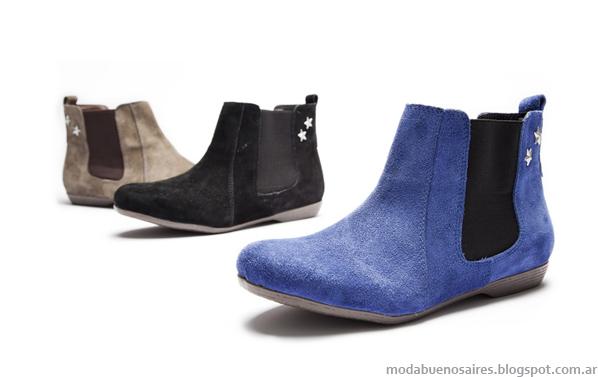 Botinetas invierno 2013 moda