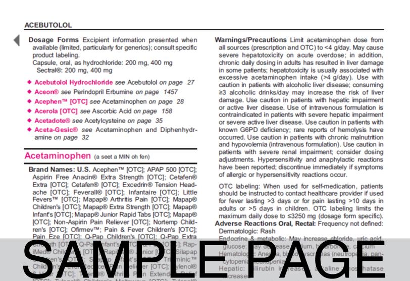 drug information handbook 22nd edition pdf