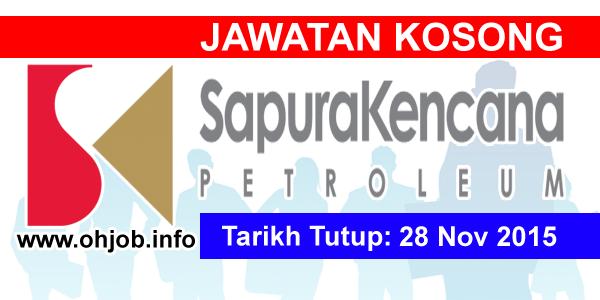 Jawatan Kerja Kosong SapuraKencana Petroleum Berhad logo www.ohjob.info november 2015