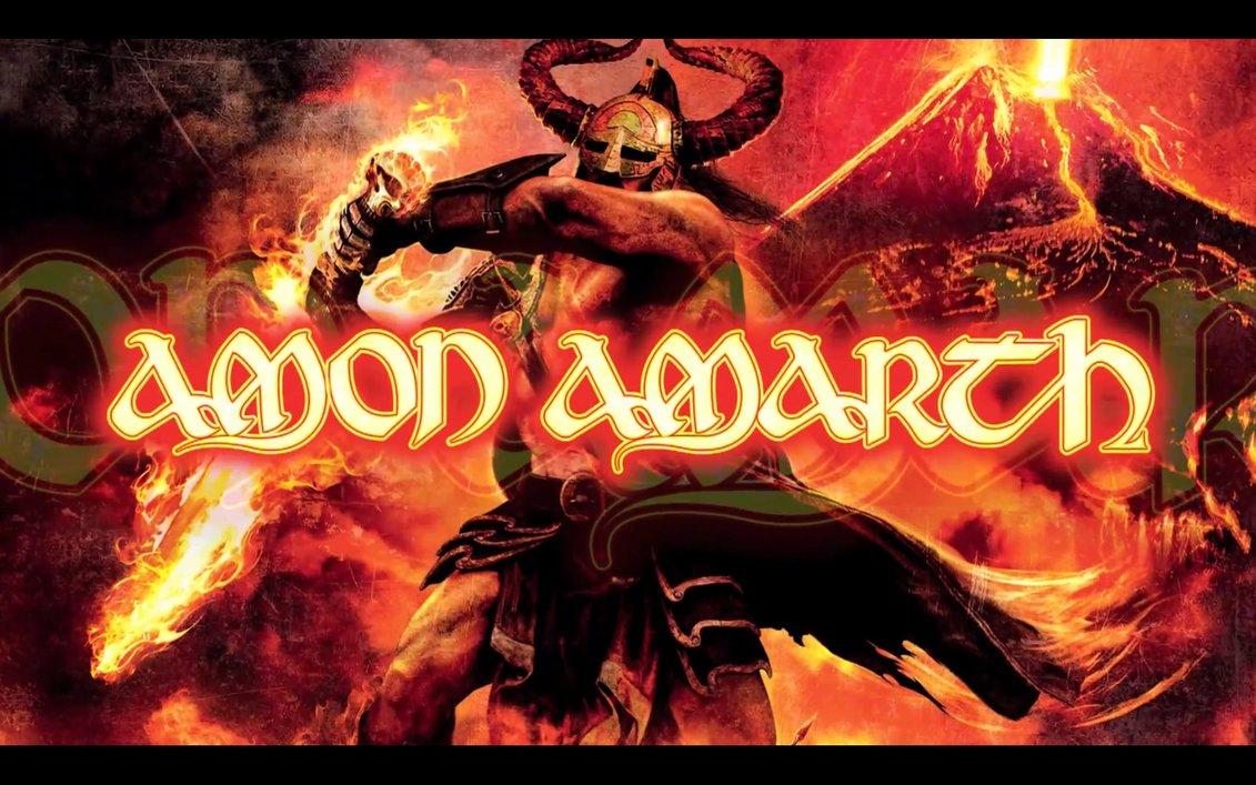 Amon Amarth en Argentina 2012