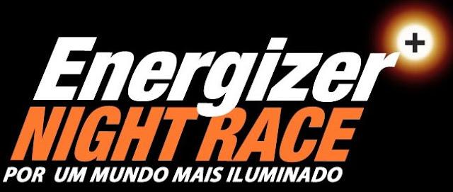 Logotipo da Energizer Night Race 2013 - São Paulo - 25/05/2013