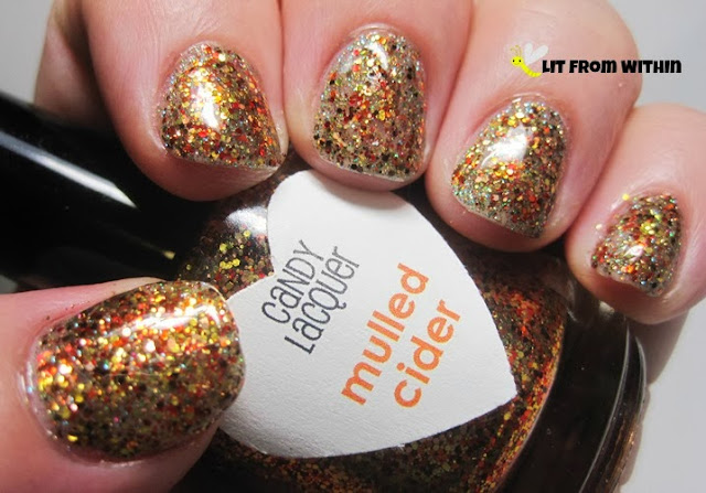 Candy Lacquer Mulled Cider