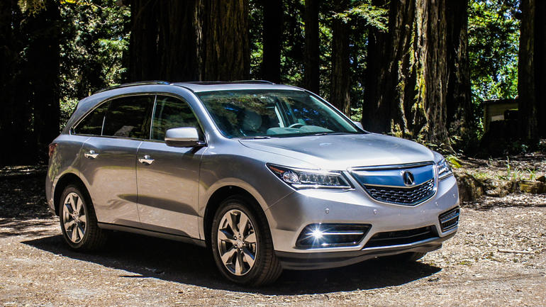 2016 acura mdx specs and review autocars. Black Bedroom Furniture Sets. Home Design Ideas