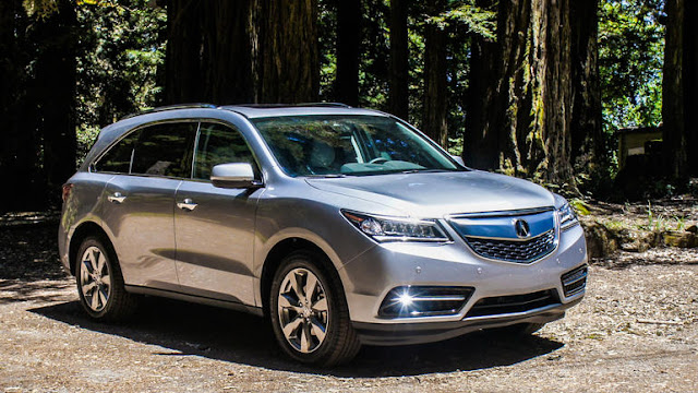 2016 Acura MDX Specs and Review