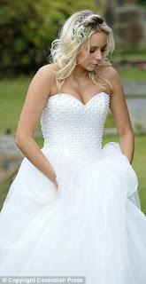 Sian and Sophie wedding dresses, Coronation Street lesbian media