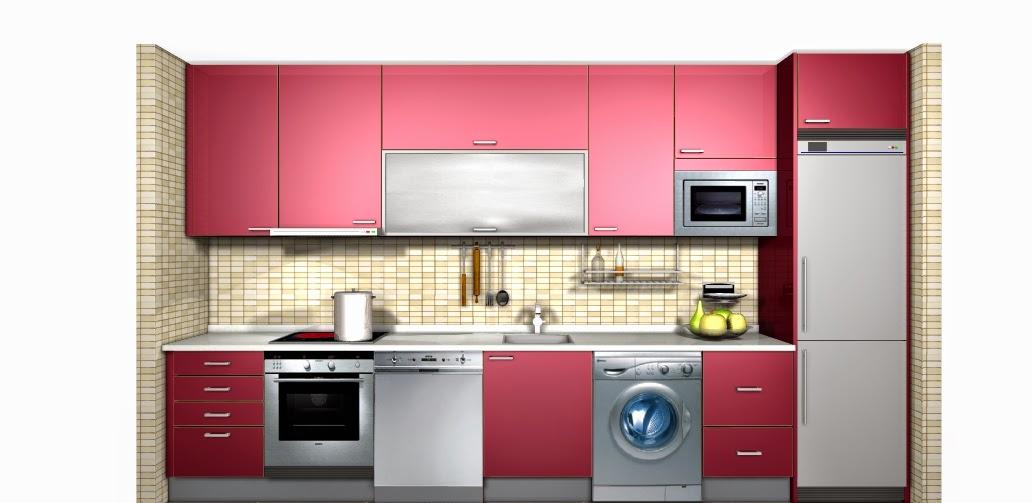 Centro kitchenmaster madrid 3d for Cocina de jose fernandez