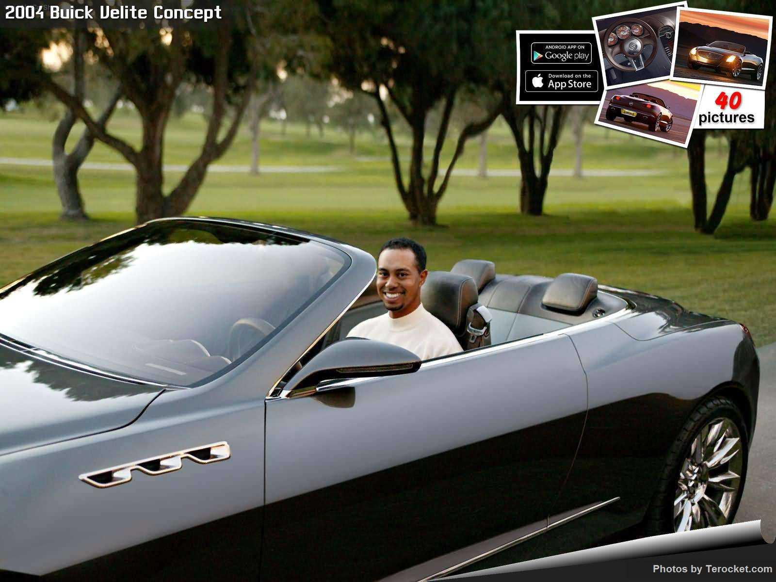 Hình ảnh xe ô tô Buick Velite Concept 2004 & nội ngoại thất
