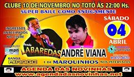 CLUBE 10 DE NOVEMBRO - SUPER BAILE COMO ANTIGAMENTE.