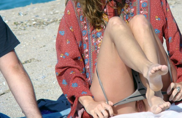 My Nude Zone: naked girls in public area opps perfect timing shot