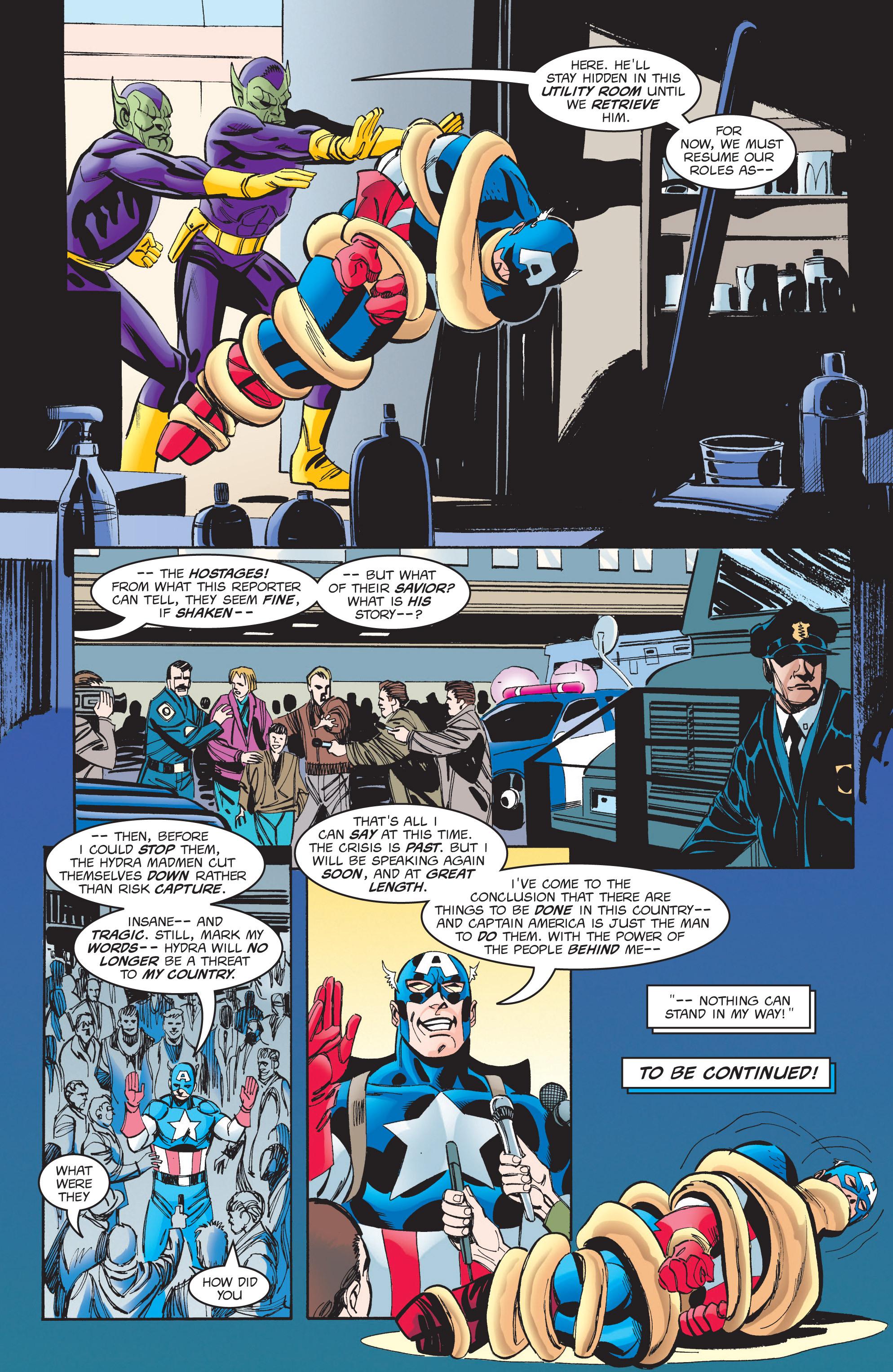 Captain America (1998) Issue #5 #8 - English 22