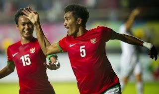 Timnas Indonesia melaju ke babak final sepak bola seagame setelah kalahkan malaysia