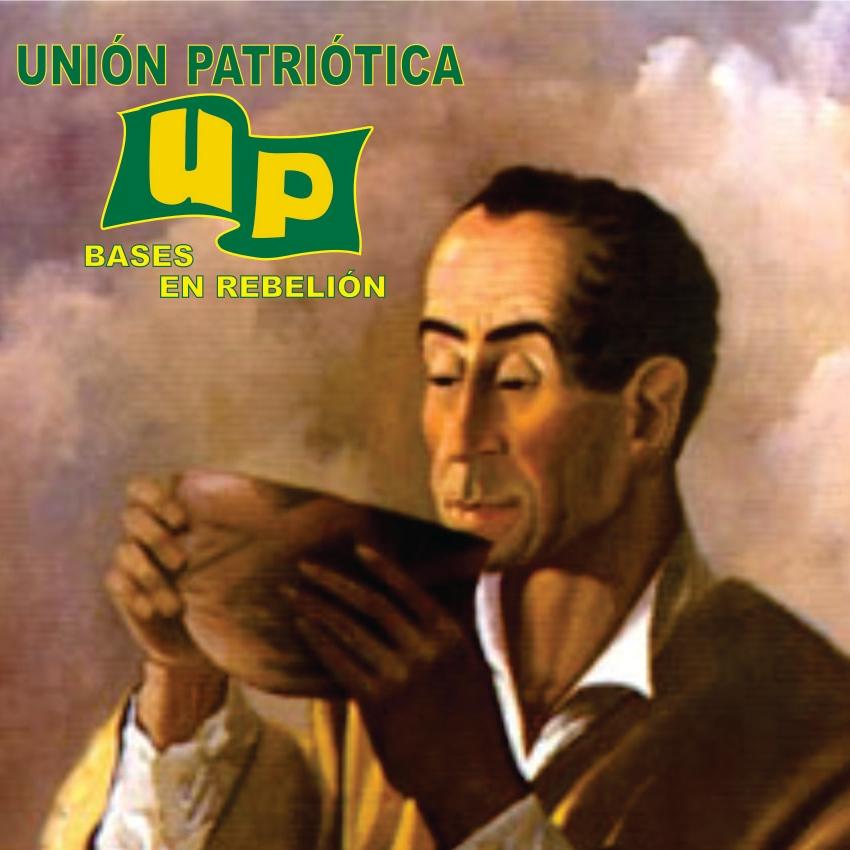 Unión Patriótica de Colombia  - Bases en Rebelión