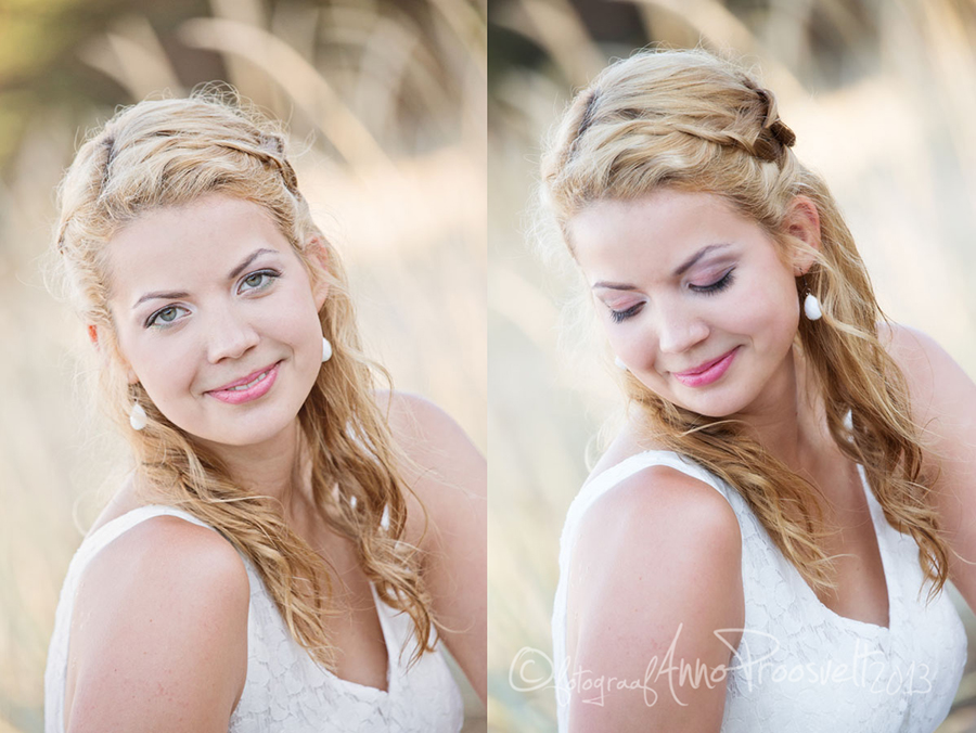 naine-blond-portreefoto