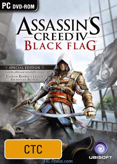 [ITC Pedia.com] [PL] ASSASSINS CREED IV BLACK FLAG UPDATE V1.03 WITH DLC - RELOADED