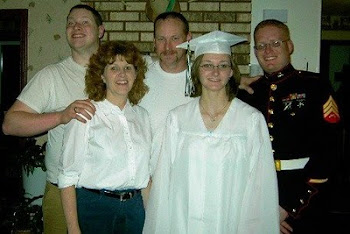 Gr Son Scott, Son in law Bill (dad)Gr Son  Phillip Daughter Kitt and Gr Daughter Kaitlin