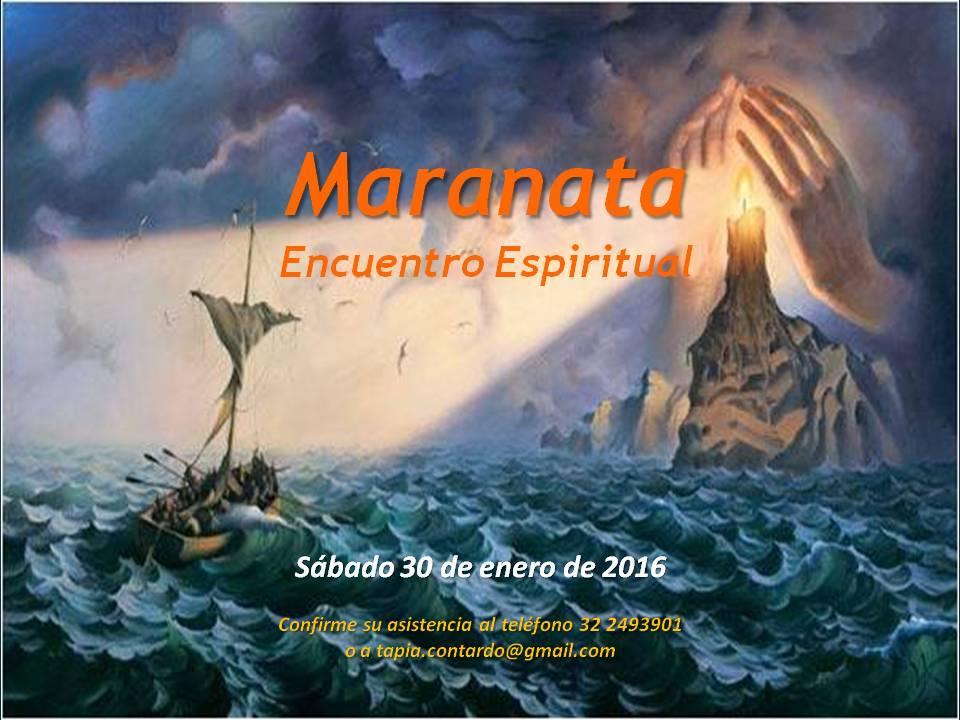 Por Maranata 2016