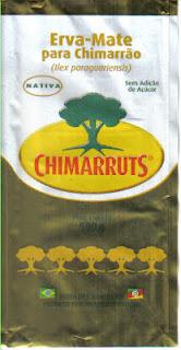 Erva-Mate da banda de reggae Chimarruts