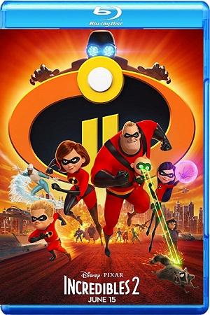 Incredibles 2 WEB-DL 720p 1080p