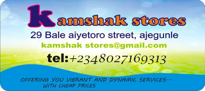 KAMSHAK SHOPPING