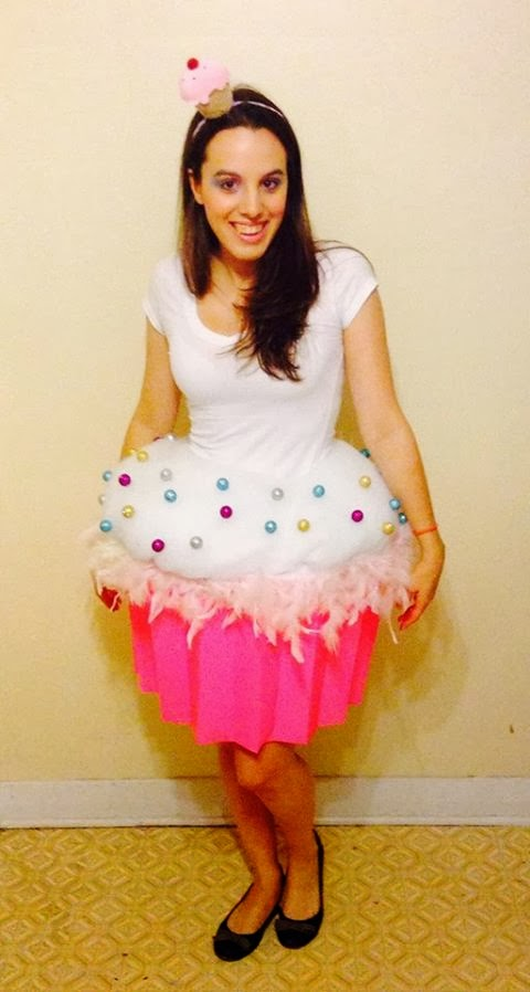 How To Make Cupcake Costume