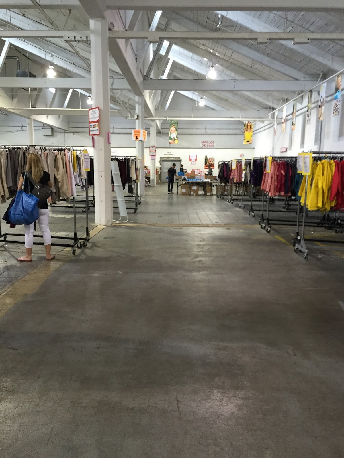 Two sisters, a decade apart: Lole Warehouse Sale 2015