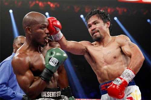 Pacquiao vs Bradley 2 Boxing Fight Details per Round