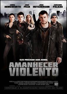 Amanhecer Violento Dublado 2013