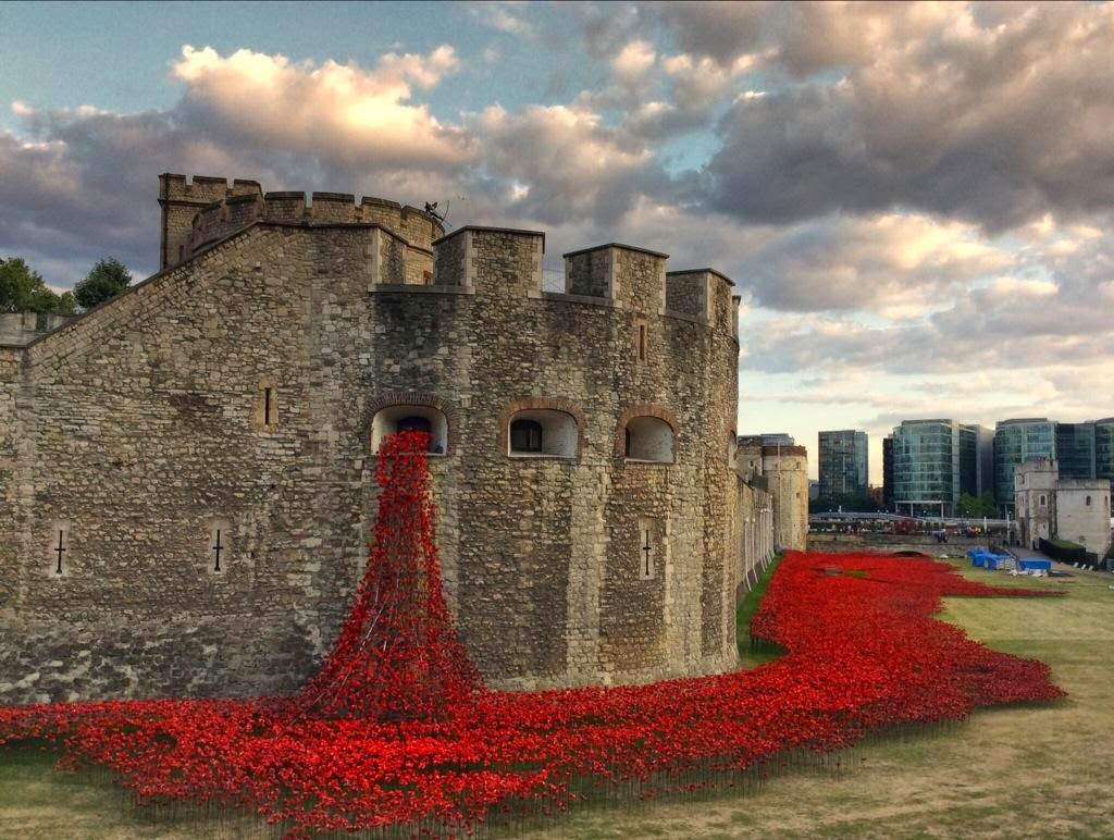 http://www.thisiscolossal.com/2014/07/tower-of-london-poppies/?src=footer